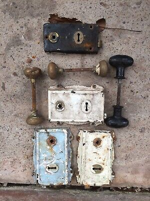 Antique Door Locks