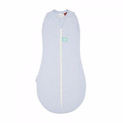 ergoPouch Organic Baby Swaddle & Sleeping Bag: 0.2 Tog 0-3 months (£24.99 RRP)