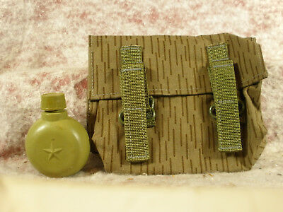 East German Ammo Pouch  With Oiler  *new*