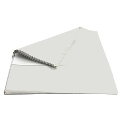 """1 FULL REAM WHITE PACKING PAPER Newspaper Offcuts filler paper 18X24""""- 500sheets"""
