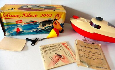 SCHUCO - TELECO - 3003  Boot - made in US - Zone - 1950ziger