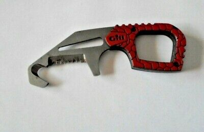 Gill Strap Paracord Cutter Knife, There Is No Holder, Used (4/15/18)