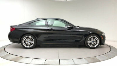 BMW 4 Series 430i 430i 4 Series 2 dr Coupe Automatic Gasoline 2.0L 4 Cyl Black Sapphire Metallic