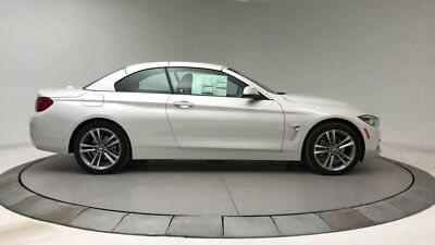 BMW 4 Series 430i xDrive 430i xDrive 4 Series 2 dr Convertible Automatic Gasoline 2.0L 4 Cyl Mineral Whit