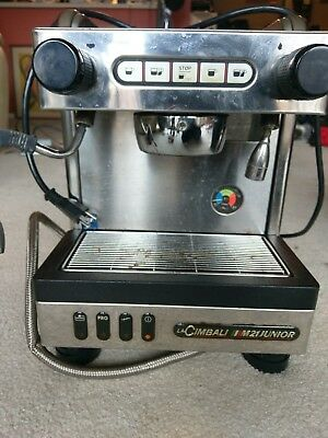 Expresso Machine La Cimbali M21 Junior Home Office or low volume Restaurants