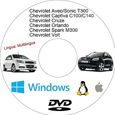Manuale Officina CHEVROLET ALL-IN-ONE 09.2011!  - Assistenza e Riparazione