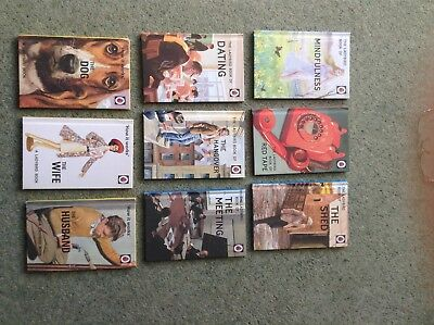 Bundle Of 9 Ladybird Humour Books For Adults. Wife,Husband,dog,dating,shed etc
