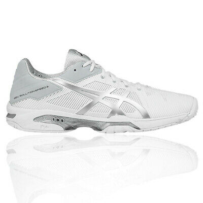 ASICS HOMMES GEL SOLUTION Speed 3 Clay Tennis Chaussures De