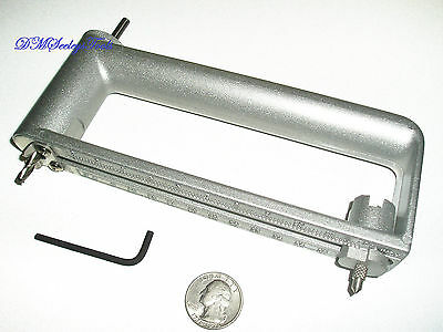 Sheet Metal Circle Hole Cutter Drill Adjustable New Free Shipping