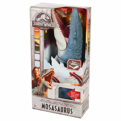 Mattel Jurassic World - Mosasaurus Real Feel