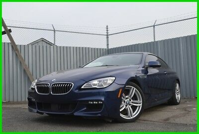 BMW 6-Series i xDrive M Sport Edition Executive Cold Sriver Assistance Packages Heads Up Display HK ++