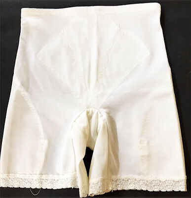 Vintage Long Leg Panty Girdle, Size 38