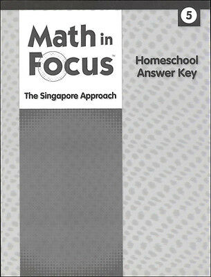 Lot of 4 math workbooks 5th grade 500 picclick grade 5 math in focus homeschool answer key for student books workbooks 5th fandeluxe Image collections