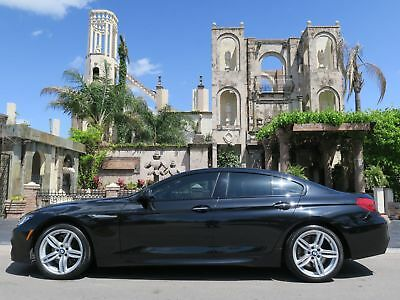 2014 BMW 6-Series EXECUTIVE PKG! M SPORT EDITION! COLD WEATHER PKG. WE FINANCE/LEASE,EXTENDED WARRANTIES AVAILABLE,TRADES WELCOME,CALL 713-789-0000
