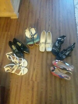 Lot of women's Shoes sizes 8.5 & 9