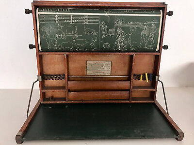 "Vintage Hy-San "" 3-D Art Slate, By Lewis E. Meyers & Co. Amazing Drawing Tool!"