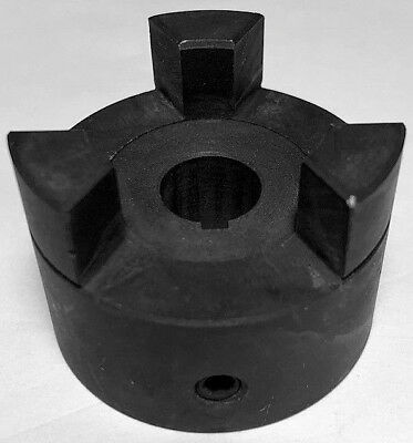 "Lovejoy Martin Type 3 Jaw Coupling Hub 75 075 L-075 L075 1/2"" Bore ID NEW (2B2)"