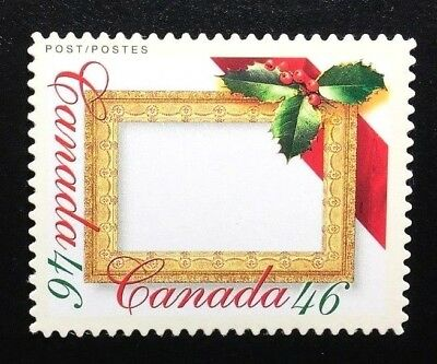 Canada #1872i Die Cut MNH, Christmas Picture Postage Stamp 2000