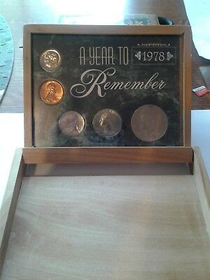 1978 A Year to Remember Coin Set