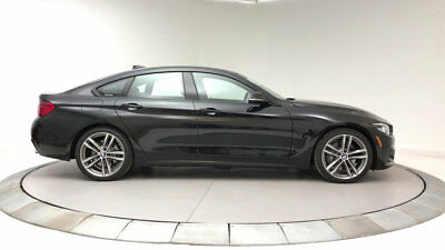 BMW 4 Series 440i Gran Coupe 440i Gran Coupe 4 Series New 4 dr Automatic Gasoline 3.0L STRAIGHT 6 Cyl Black S