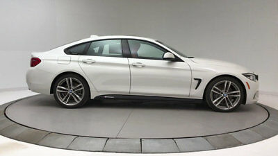 BMW 4 Series 440i Gran Coupe 440i Gran Coupe 4 Series New 4 dr Automatic Gasoline 3.0L STRAIGHT 6 Cyl Alpine