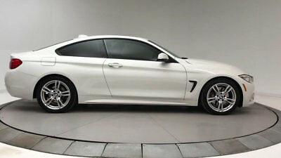 BMW 4 Series 428i 428i 4 Series 2 dr Coupe Automatic Gasoline 2.0L 4 Cyl Alpine White