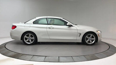 BMW 4 Series 428i 428i 4 Series 2 dr Convertible Automatic Gasoline 2.0L 4 Cyl Alpine White