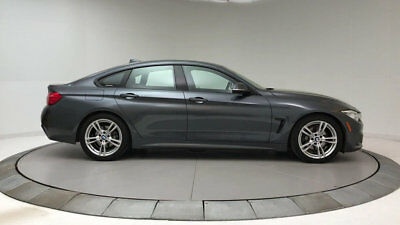 BMW 4 Series 428i Gran Coupe 4dr 428i Gran Coupe 4dr 4 Series Automatic Gasoline 2.0L 4 Cyl Mineral Gray Metallic