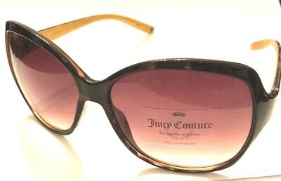 New Juicy Couture Women's Sunglasses AJCN15004Z Tortoise & Gold Tone