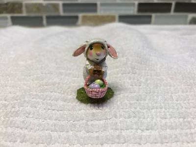 """Wee Forest Folk- """"Mommy's Little Lamb"""" M-433 Mint Condition"""