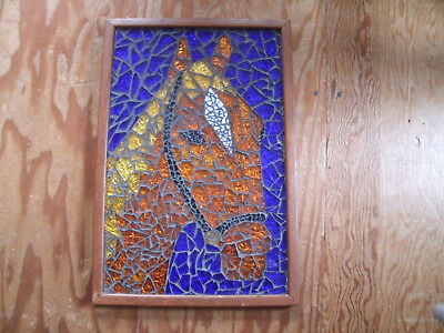 Stainglass Horse Picture