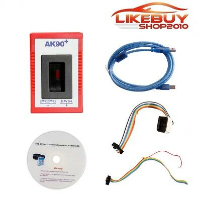 Newest Version V3.19 AK90+ AK90 Programmer Fit for All BMW EWS Read& Write