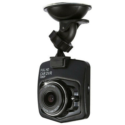 HD Dash Cam 1080P Driving Recorder DVR LCD Night Vision G-Sensor