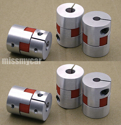 Flexible Plum Coupling Shaft Couplers BF 5mm*8mm Qty:6 [M_M_S]