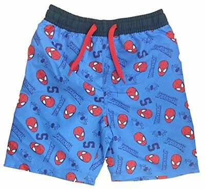 Boys Spiderman Swim Shorts Swimming Trunks Toddlers Age Size 1 2 3 4 5 year old