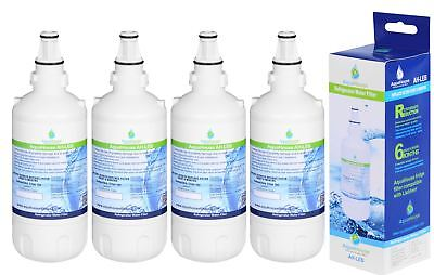 4x Compatible Water Filter for Liebherr 7440002, 7440000, 53-WF-26LR CNes Fridge