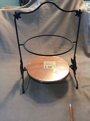 Appealing Longaberger Wrought Iron Plate Rack Gallery - Best Image ...