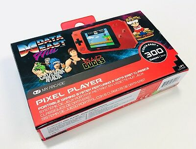 My Arcade Pixel Player Handheld Console - Data East