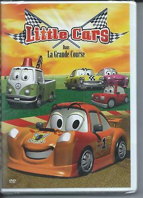 DVD Little Cars la Grande Course Neuf sous cellophane