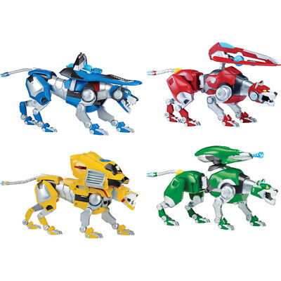 Voltron Combinable Legendary Action Figure Choose Red Green Yellow or Blue Lion