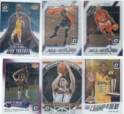 2017-18 Optic Various Inserts You Pick $1.49-$2.99  25 In Stock