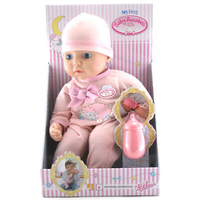My First Baby Annabell Doll 794449 NEW