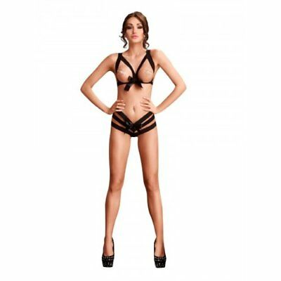 Me Seduce L/XL Nero – Set lingerie