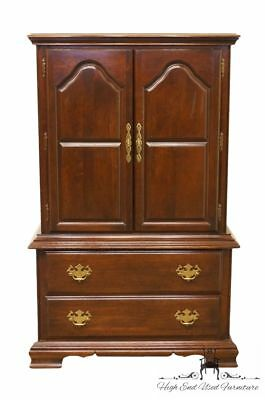 "KINCAID Cherry Mountain II Solid Cherry 38"" Door Chest / Armoire 79-165"