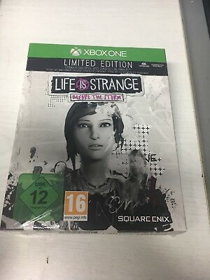 Life Is Strange: Before The Storm - Limited Edition (Microsoft Xbox One, 2018)