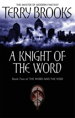 The word and the void: A knight of the word by Terry Brooks (Paperback)