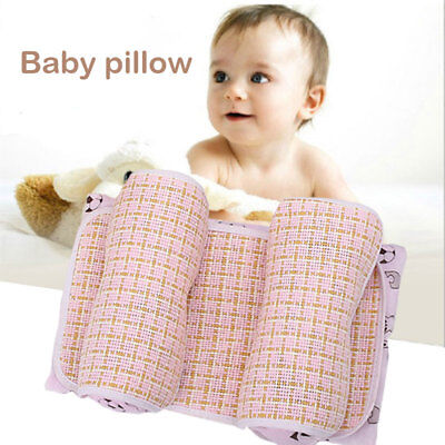 Headrest Positioner Newborn Shaping Pillow Soft 3 Colors Protection Cushion