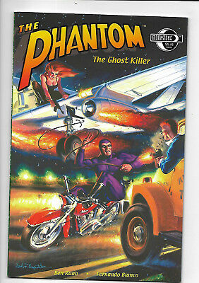 The Phantom: The Ghost Killer - Graphic novel (GN) Moonstone 2002 NM 9.4