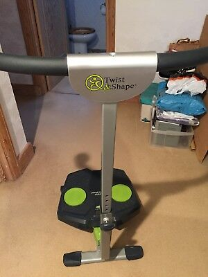 Twist And Shape Exercise Machine Never Used