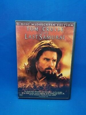 The Last Samurai (Full Screen Edition) DVD Tom Cruise,Ken Watanabe,Billy Connoll